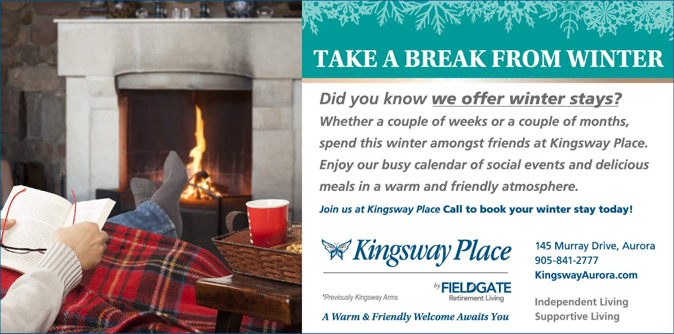 Winter Stays at Kingsway Place